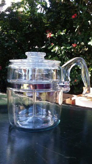 Glass Percolator for Sale in Hallandale Beach, FL