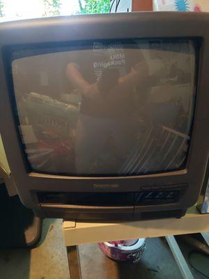 "Panasonic 13"" tv/vcr combo for Sale in Lansing, MI"