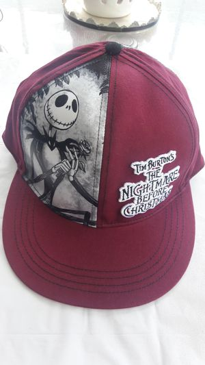 Night mare before christmas. Baseball cap. for Sale in Kissimmee, FL