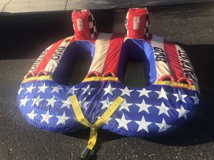 Duo Patriot Two Person Tube, great shape for Sale in Sun City, AZ