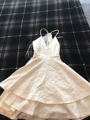 White dress for Sale in Joliet, IL