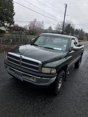 1996 Dodge Ram 4X4 for Sale in Tacoma, WA