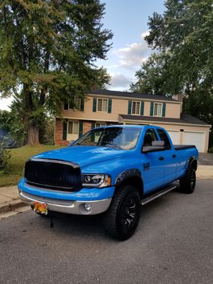 Dodge ram 1500 2002 new engine . And more for Sale in MONTGOMRY VLG, MD
