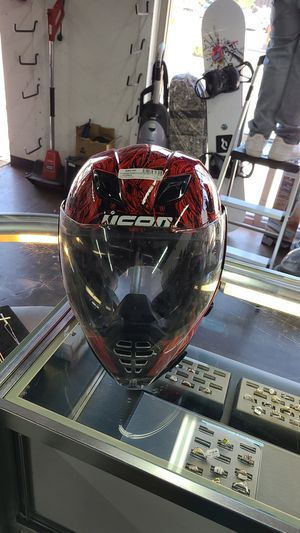 Icon Motorcycle Helmet for Sale in Aurora, CO