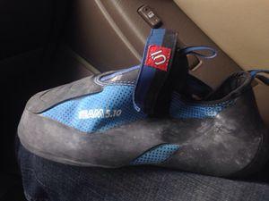 Five ten climbing/bouldering shoe for Sale in Queen Creek, AZ