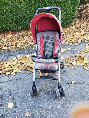 Combi red and grey stroller for Sale in North Tonawanda, NY