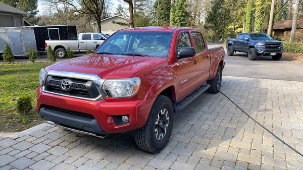 2014 Toyota Tacoma 4Dr Long Bed 4x4