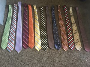 Lot of 14 ties for Sale in Denver, CO