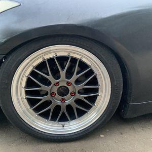 BBS Reps Wheels for Sale in Pomona, CA