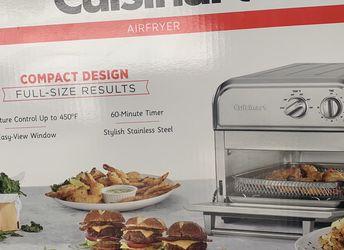 Cuisinart AFR-25, Airfryer, Silver for Sale in Prospect Park,  NJ