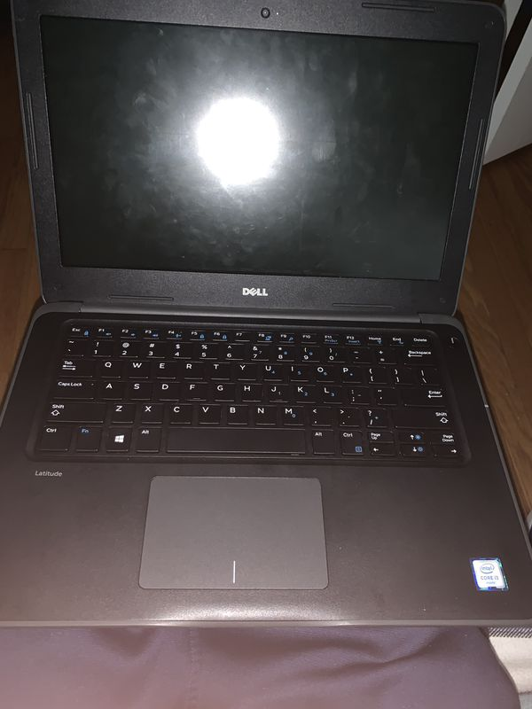 Dell laptop latitude 3380