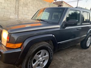 Jeep Commander 2007!! 6CIL!! Low Miles!! for Sale in Lincoln Acres, CA