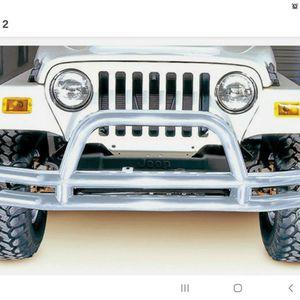 Tubular Bumper For Jeep. NEW IN BOX for Sale in Centreville, VA