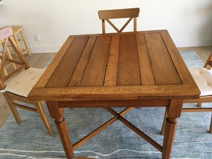 Antique Oak Table for Sale in Del Mar, CA