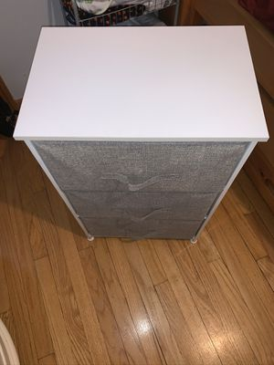 Fabric Dresser / Storage ( 3 Drawers ) for Sale in Chicago, IL
