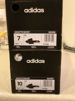 Adidas Adilette Boost Slides for Sale in Las Vegas, NV
