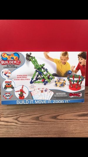 Kids building block toy and game new for Sale in Chagrin Falls, OH