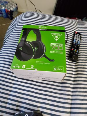 Turtle Beach Stealth 700 wireless and Bluetooth headset for Sale in Essex, MD