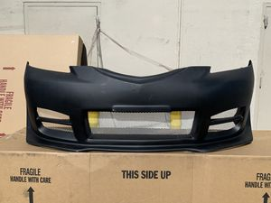 2004-2009 Mazda 3 HB - DuraFlex R34 Style Front Bumper - Part# 104131 for Sale in City of Industry, CA