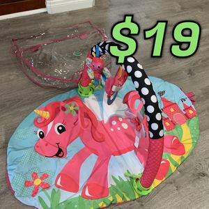 Baby Play Mat Unicorn for Sale in Chula Vista, CA