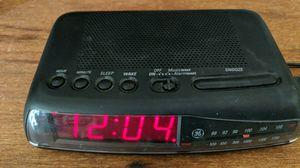 GE alarm clock for Sale in Tampa, FL