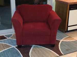 Red Chair for Sale in Highland, CA