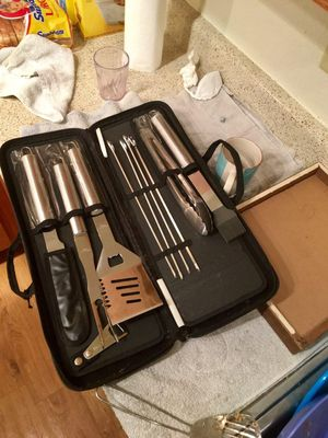 Grill set for Sale in Burleson, TX