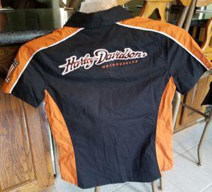 Harley Davidson shirt small in great shape for Sale in Hillsboro, MO