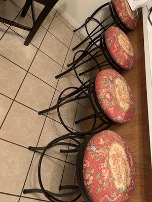 4 barstools for Sale in Rialto, CA