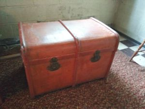 Antique Steamer Trunk for Sale in Ithaca, NY