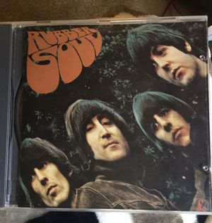 The Beatles Rubber SoulParlhone CD Pristine Condition FREE SHIP WITH PAYPAL for Sale in Fenton, MO