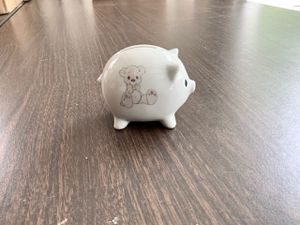Baby's piggy bank/Precious Moments for Sale in Marietta, GA