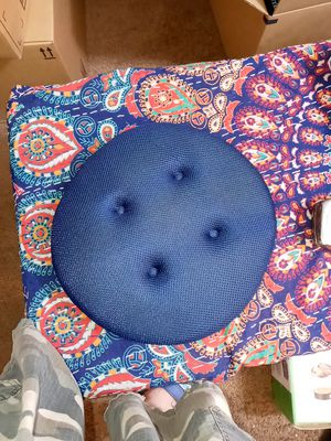 Bar stool seat cushion cover for Sale in Phoenix, AZ