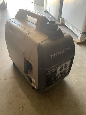 honda generator eu2000i for Sale in Visalia, CA