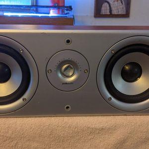 Polk Audio Center Channel Speaker for Sale in Glendale, AZ