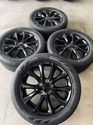 "20"" Dodge Durango RT Wheels Rims Tires Rines 20"" for Sale in Compton, CA"