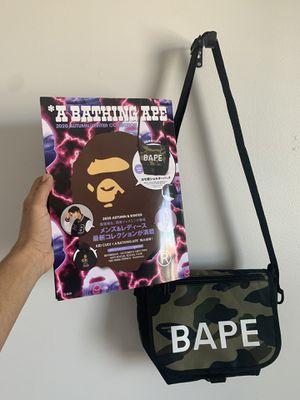 bape bag for Sale in Coral Springs, FL