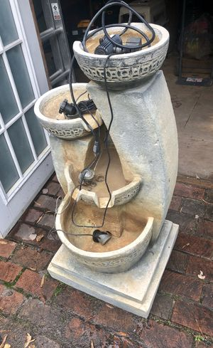 Large Outdoor Water Fountain for Sale in Chesapeake, VA