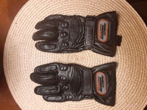 Harley Davidson leather motorcycle gloves- YOUTH LARGE for Sale in St. Louis, MO