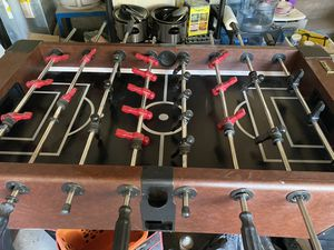 Foosball Table for Sale in Tacoma, WA