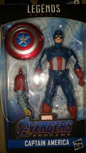 Marvel Legends Avengers Endgame Captain America for Sale in Chicago, IL
