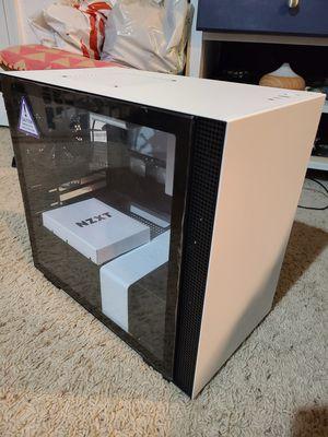 NZXT H210 Mini ITX Case White for Sale in Stockton, CA