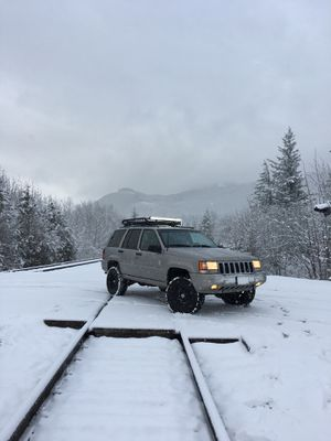 1998 Jeep Grand Cherokee for Sale in Enumclaw, WA