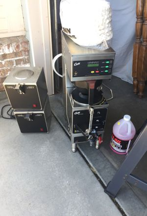 Curtis commercial coffee maker! Over $1500 for Sale in Richland, WA