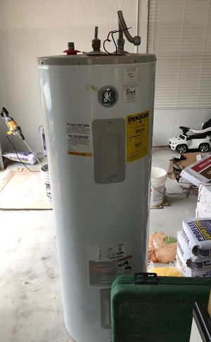 Water Heater- General Electric 50G for Sale in Boca Raton, FL