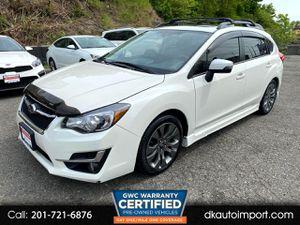 2016 Subaru Impreza for Sale in Jersey City, NJ