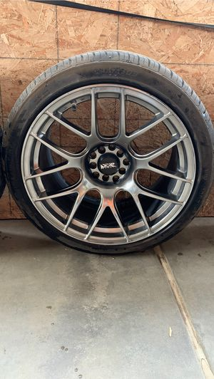 Rims and tires for sale for Sale in Menifee, CA