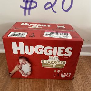 Huggies New Born for Sale in Cumming, GA