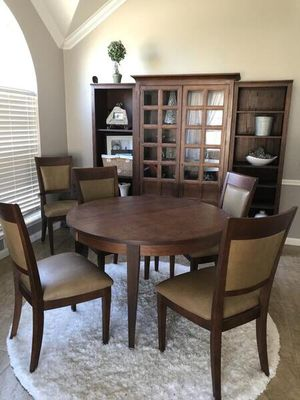China Cabinet + 2 Book Shelves for Sale in Watauga, TX