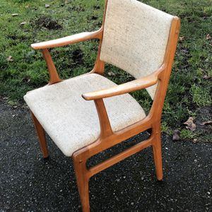 Vintage D-Scan Midcentury Upholstered Chair for Sale in Seattle, WA